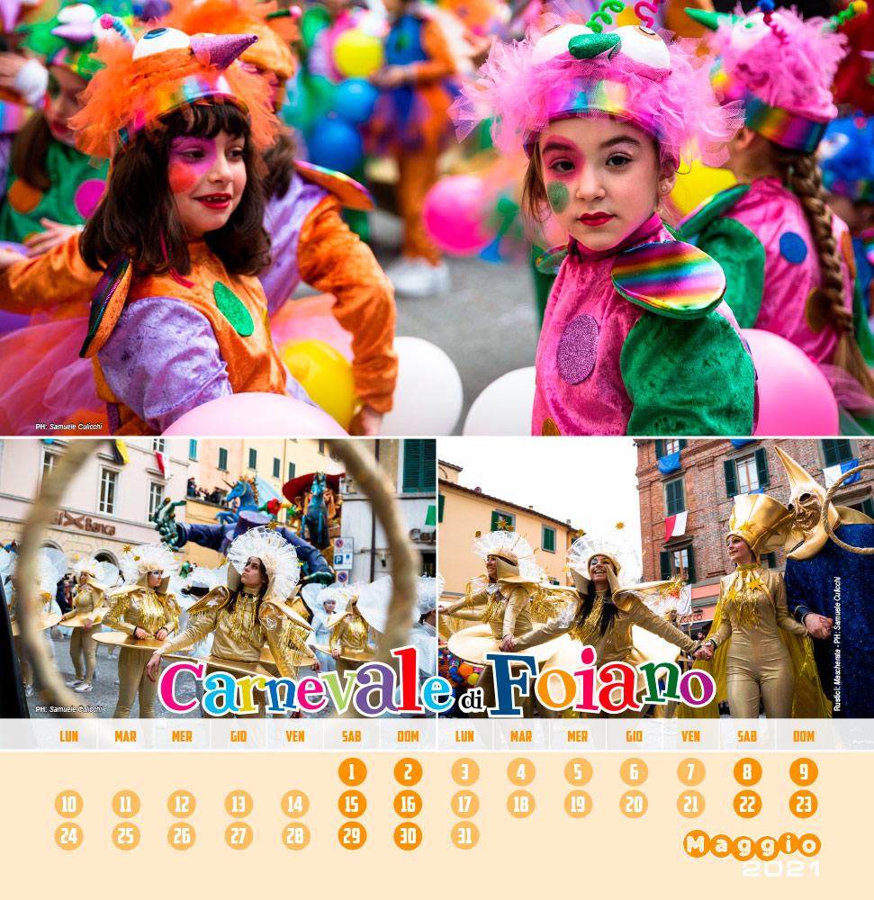 Officina Visiva - Carnevale di Foiano