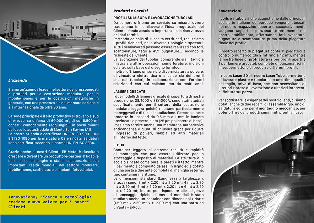 Officina Visiva - Grafica Aziendale