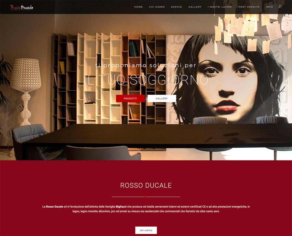 Officina Visiva - Progettazione Sito web